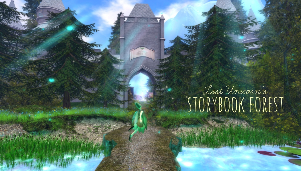 Storybook Forest Logo
