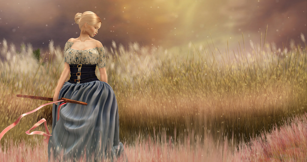 Somewhere in the Meadow by Pari BlueRose