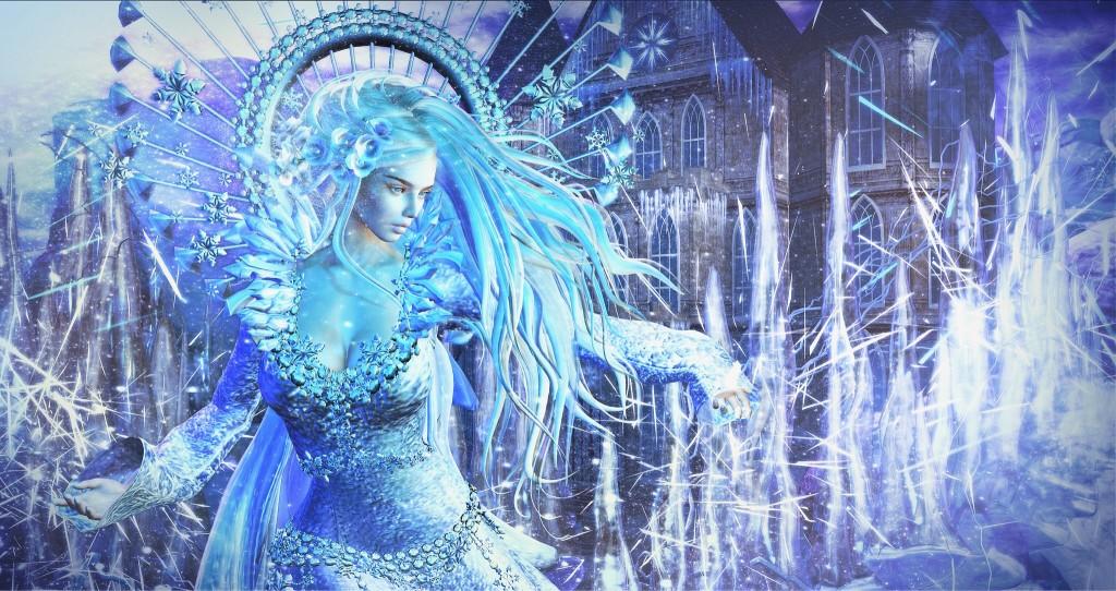let it go:clau