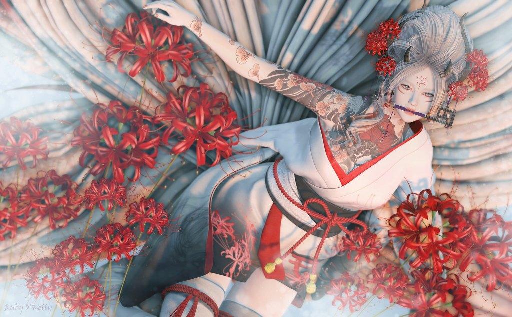 fox goddess:ruby okelly